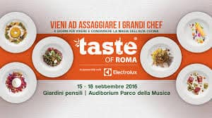 Taste of Roma - My Take It