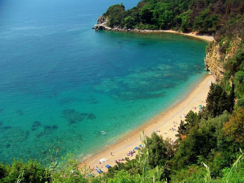 Jaz beach - Montenegro