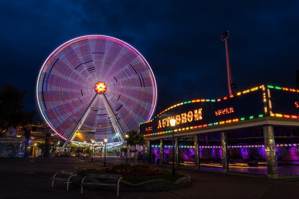 Casino Tivoli+Bohmischer Prater