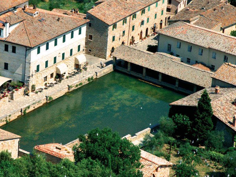 L animo caldo e accogliente di bagno vignoni my take it blog - Hotel la posta bagno vignone ...