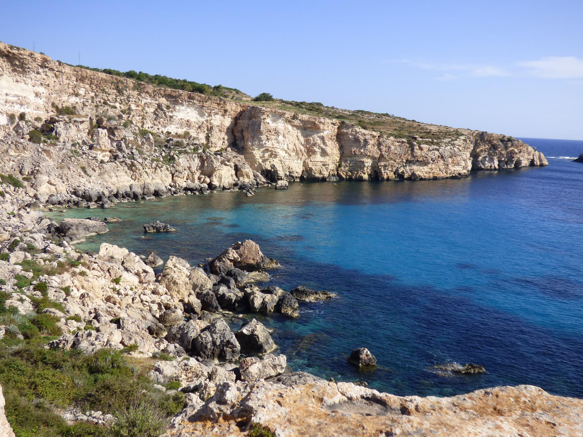 Le spiagge più belle di Malta, Gozo e Comino - San Blas