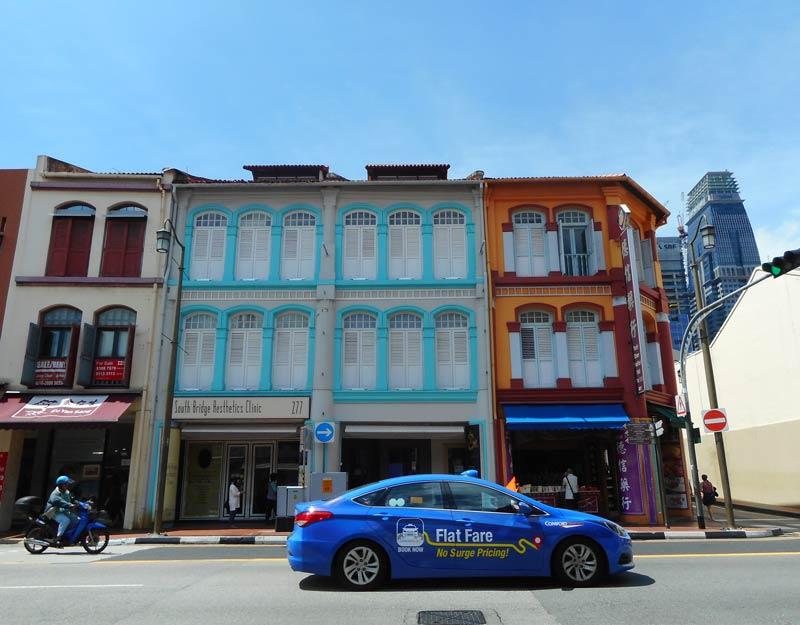 Visitare Singapore: Chinatown