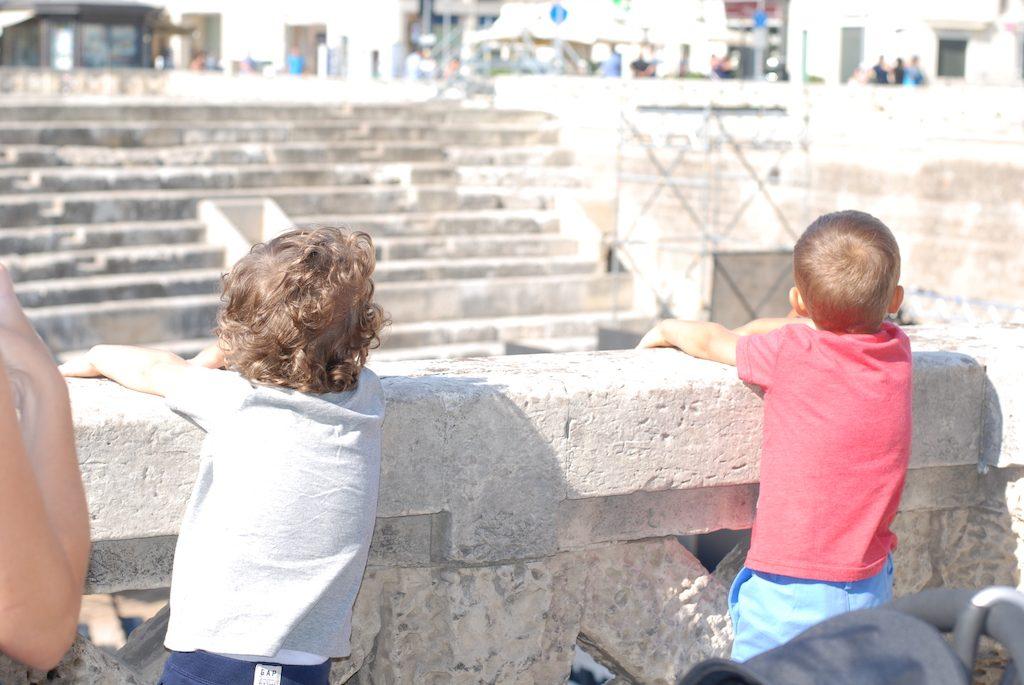 Lecce - Anfiteatro romano