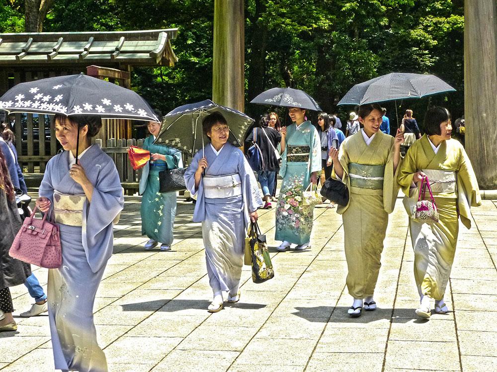 Consigli utili per viaggiare in Giappone
